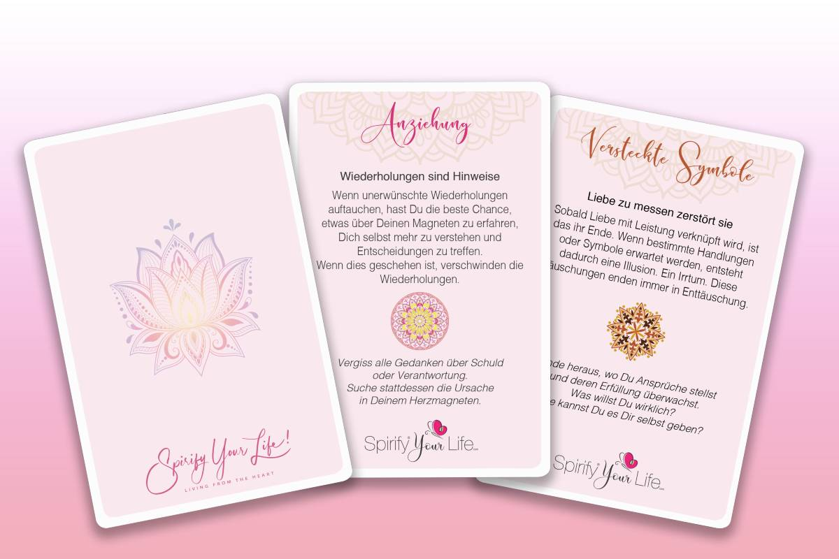 LoveCards | Blick-ins-Set